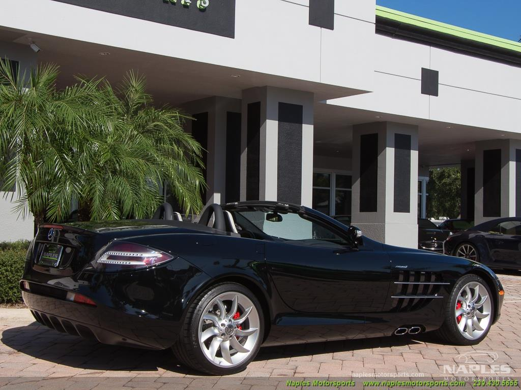 2008 Mercedes-Benz SLR McLaren SLR Roadster - Photo 36 - Naples, FL 34104