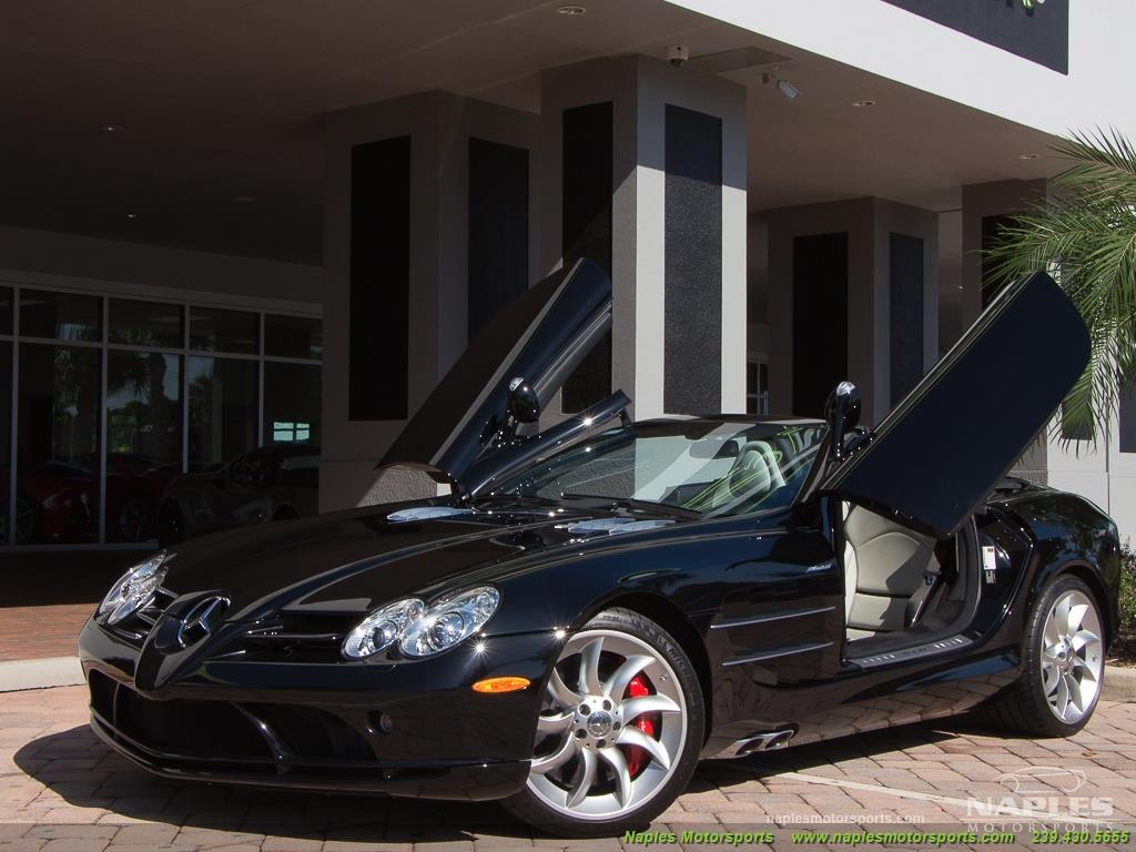 2008 Mercedes-Benz SLR McLaren SLR Roadster - Photo 52 - Naples, FL 34104