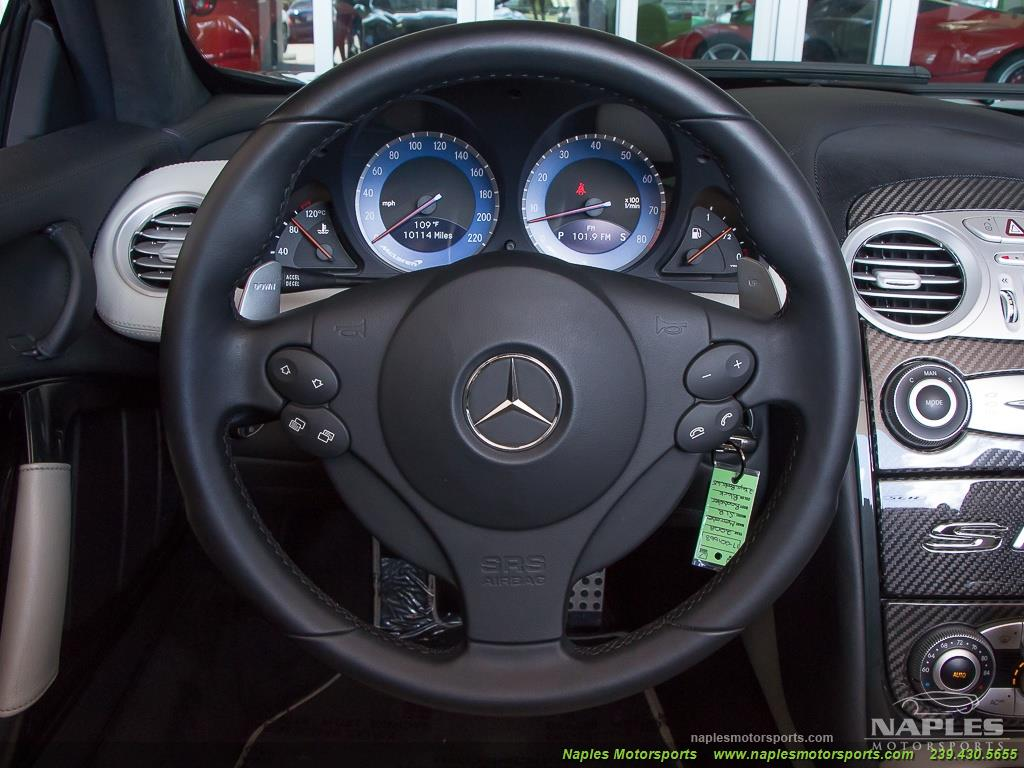 2008 Mercedes-Benz SLR McLaren SLR Roadster - Photo 10 - Naples, FL 34104