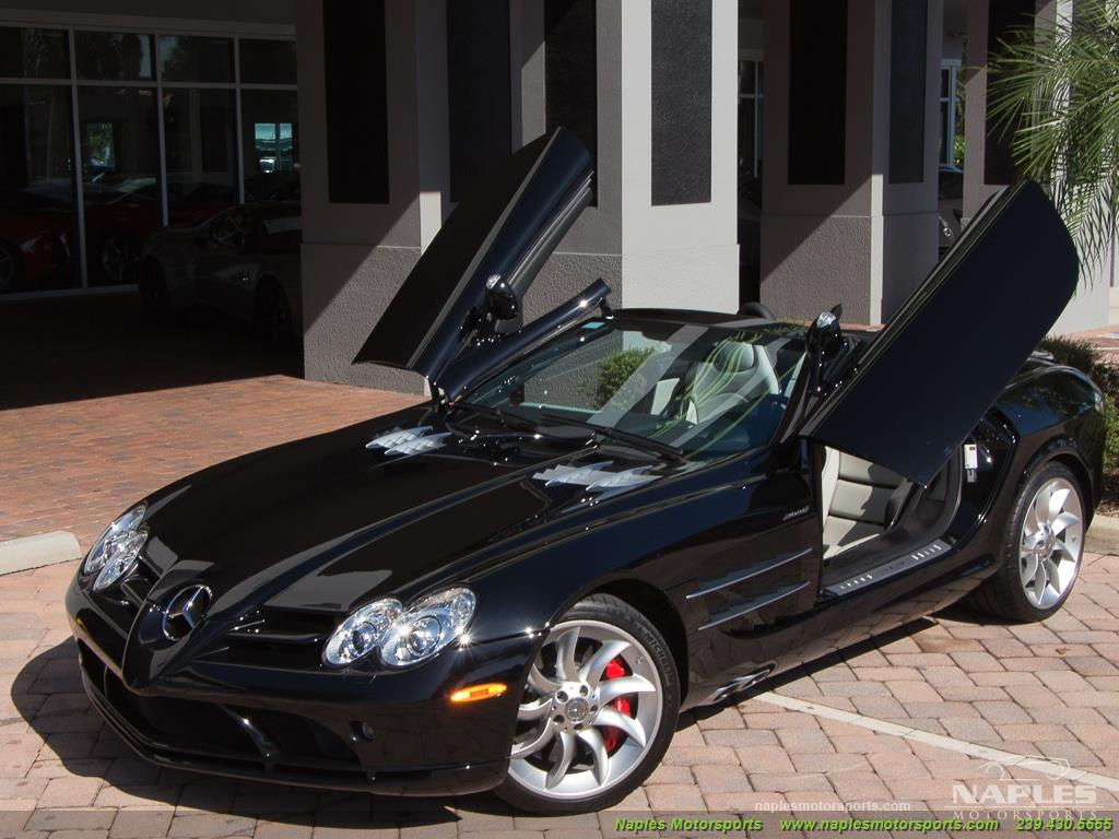 2008 Mercedes-Benz SLR McLaren SLR Roadster - Photo 50 - Naples, FL 34104