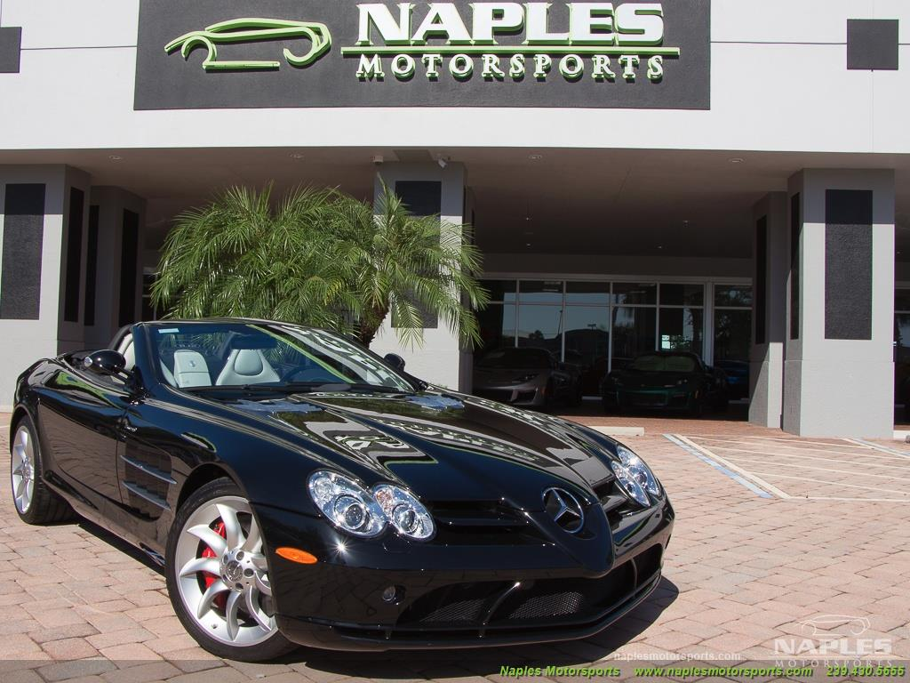 2008 Mercedes-Benz SLR McLaren SLR Roadster - Photo 57 - Naples, FL 34104