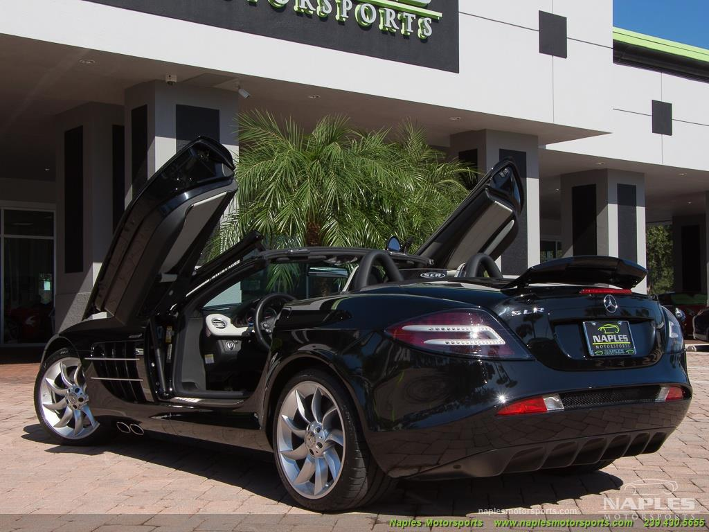 2008 Mercedes-Benz SLR McLaren SLR Roadster - Photo 49 - Naples, FL 34104