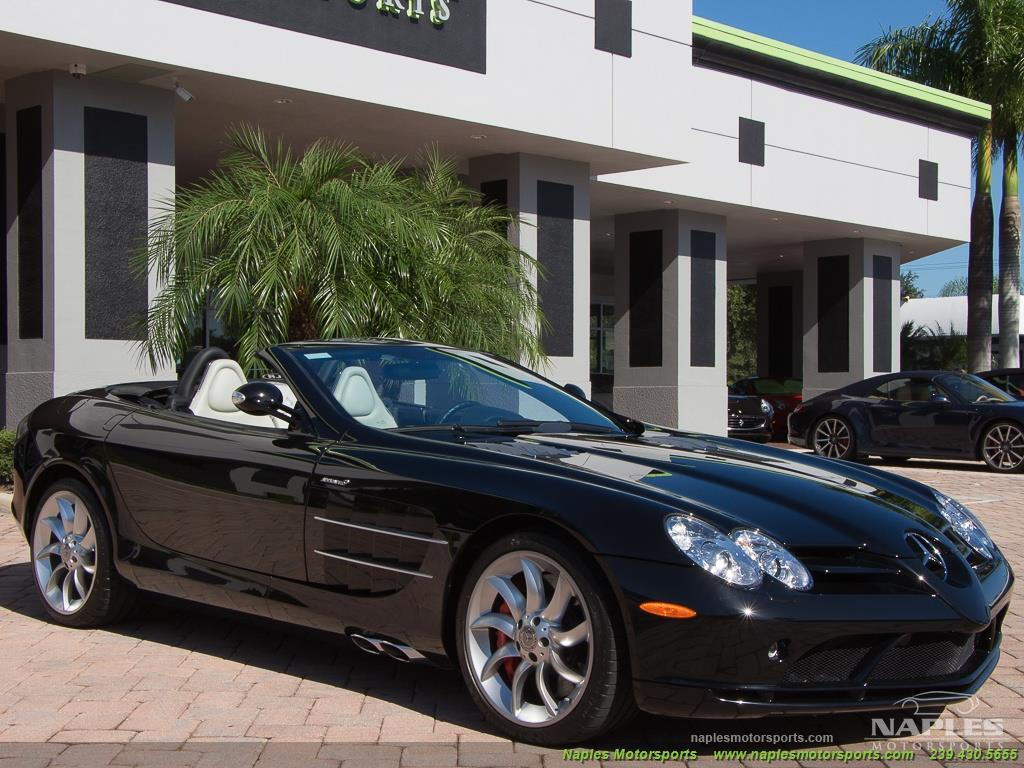 2008 Mercedes-Benz SLR McLaren SLR Roadster - Photo 43 - Naples, FL 34104