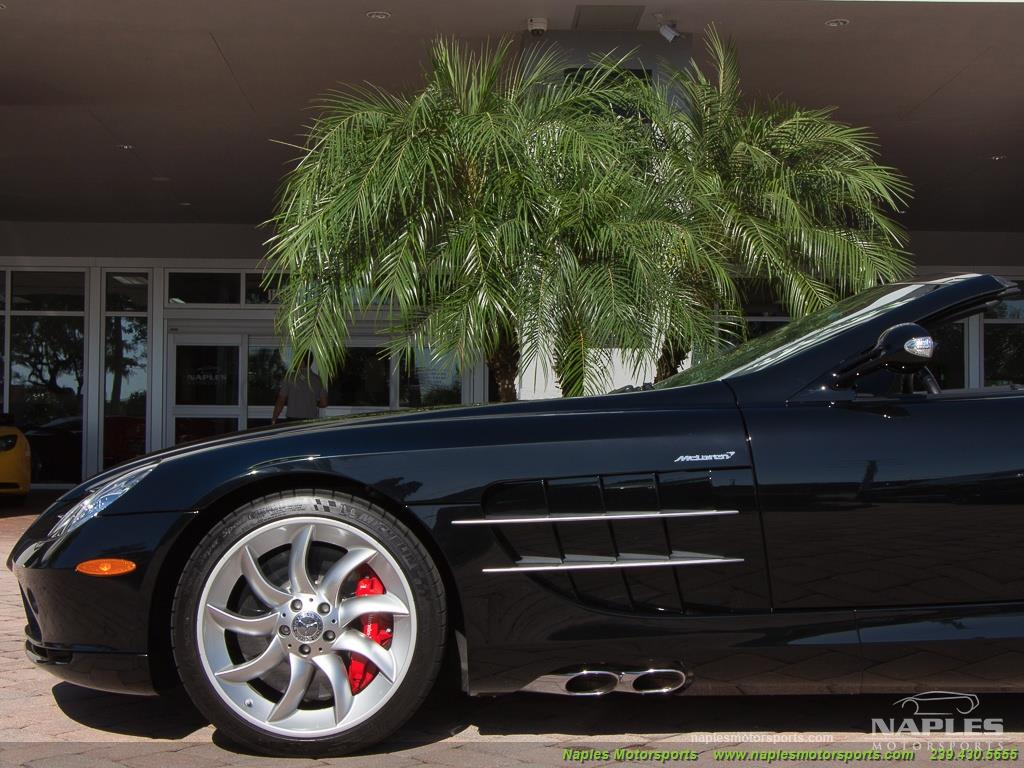 2008 Mercedes-Benz SLR McLaren SLR Roadster - Photo 32 - Naples, FL 34104