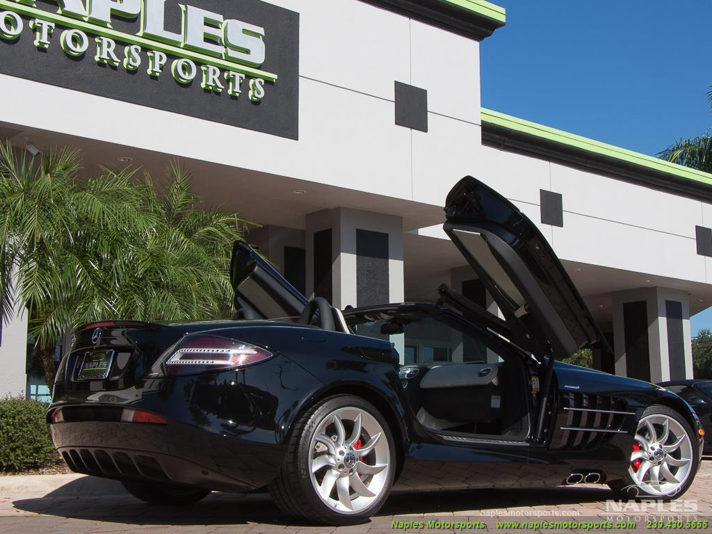 2008 Mercedes-Benz SLR McLaren SLR Roadster - Photo 42 - Naples, FL 34104