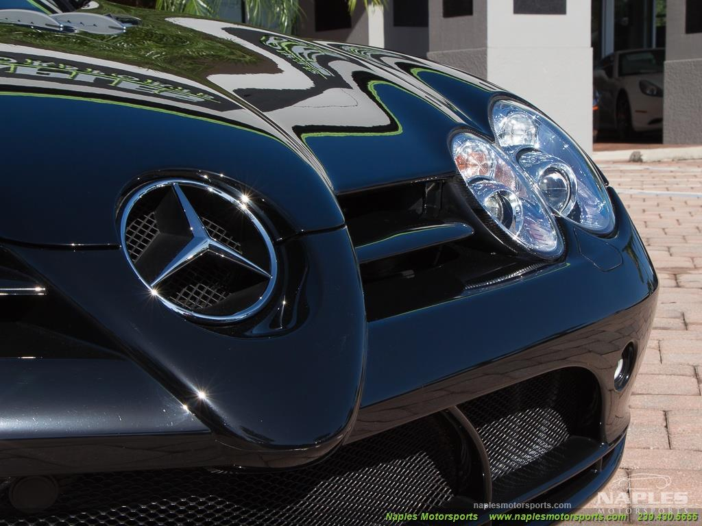2008 Mercedes-Benz SLR McLaren SLR Roadster - Photo 44 - Naples, FL 34104