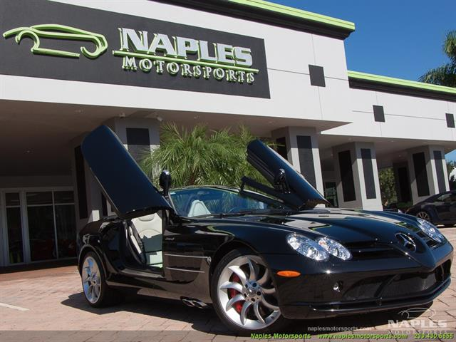 2008 Mercedes-Benz SLR McLaren SLR Roadster - Photo 4 - Naples, FL 34104