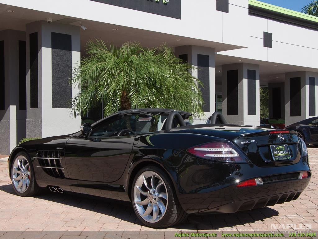 2008 Mercedes-Benz SLR McLaren SLR Roadster - Photo 47 - Naples, FL 34104