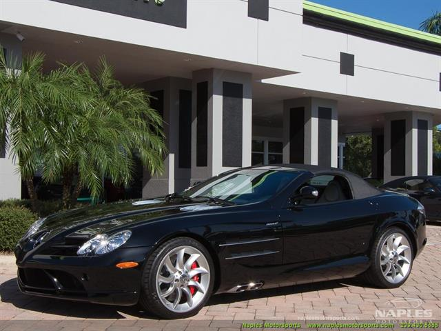 2008 Mercedes-Benz SLR McLaren SLR Roadster - Photo 3 - Naples, FL 34104