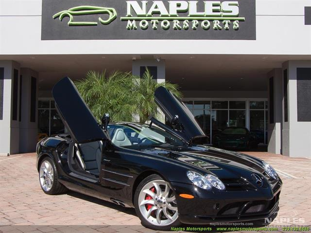 2008 Mercedes-Benz SLR McLaren SLR Roadster - Photo 1 - Naples, FL 34104