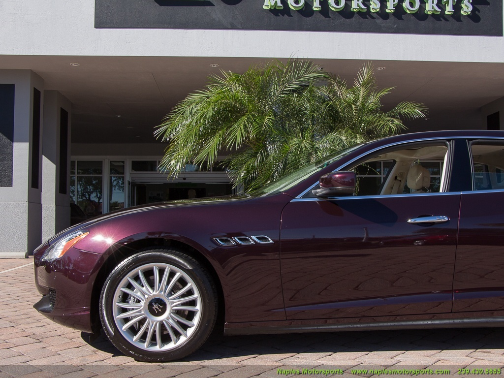 2014 Maserati Quattroporte S Q4 - Photo 27 - Naples, FL 34104
