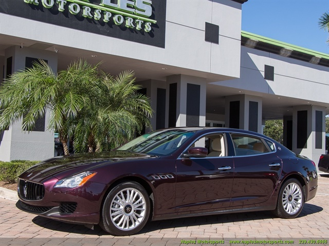 2014 Maserati Quattroporte S Q4 - Photo 3 - Naples, FL 34104