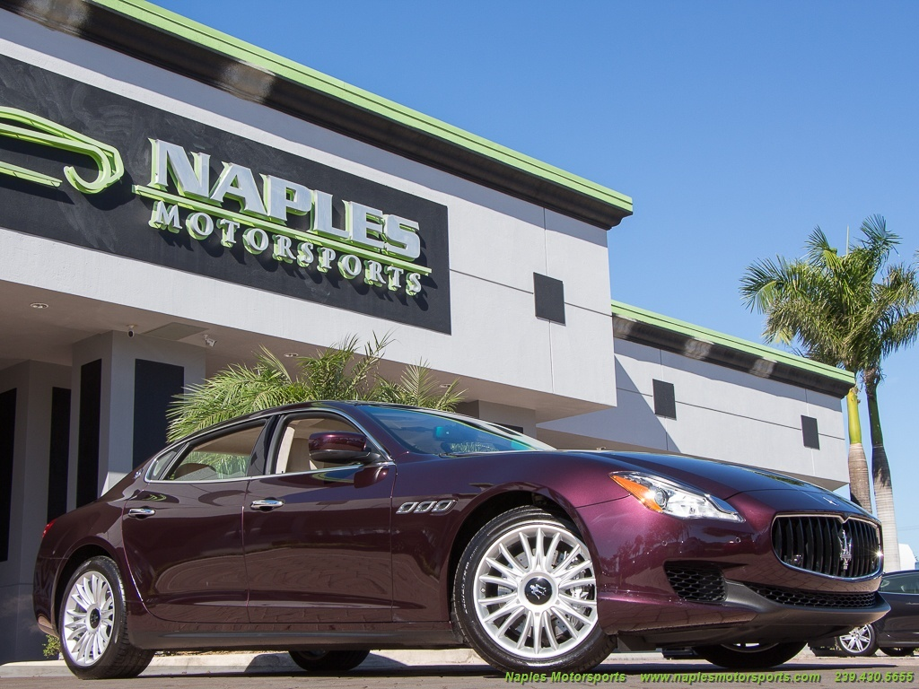 2014 Maserati Quattroporte S Q4 - Photo 9 - Naples, FL 34104