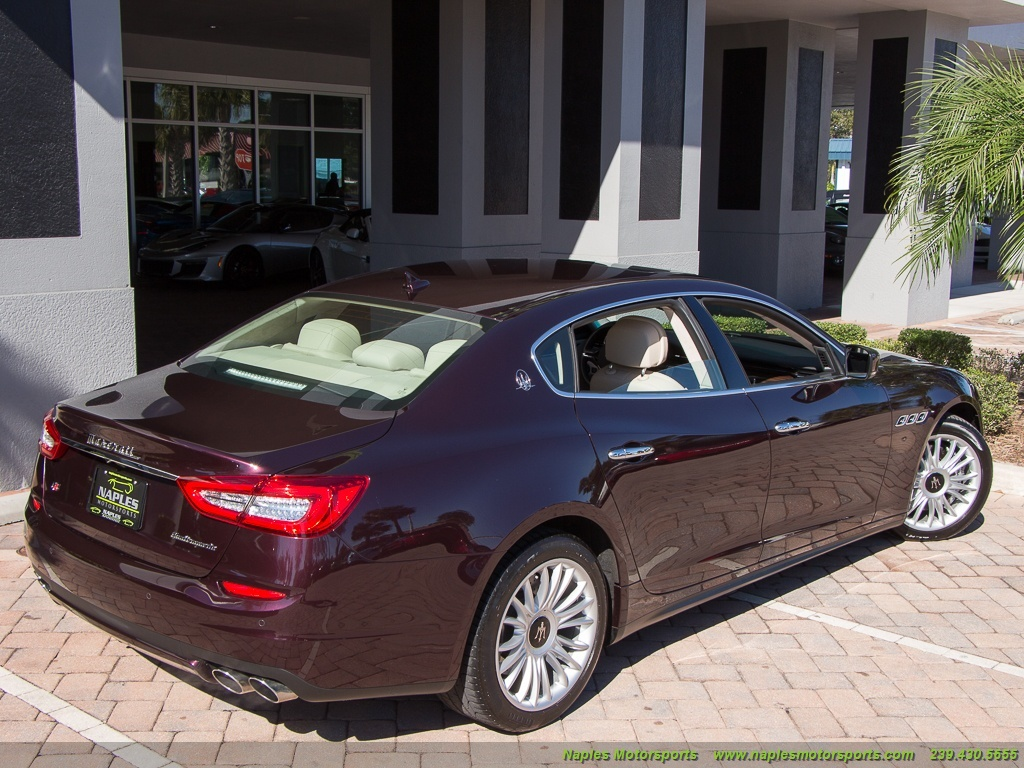 2014 Maserati Quattroporte S Q4 - Photo 15 - Naples, FL 34104