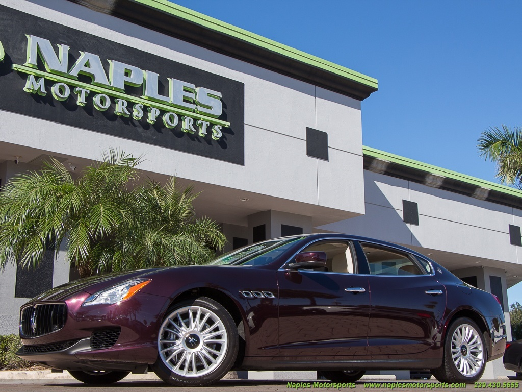 2014 Maserati Quattroporte S Q4 - Photo 33 - Naples, FL 34104