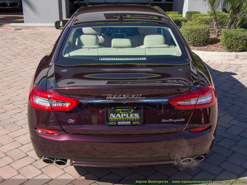 2014 Maserati Quattroporte S Q4 - Photo 43 - Naples, FL 34104
