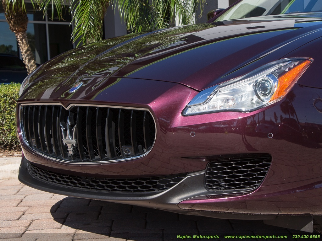 2014 Maserati Quattroporte S Q4 - Photo 41 - Naples, FL 34104