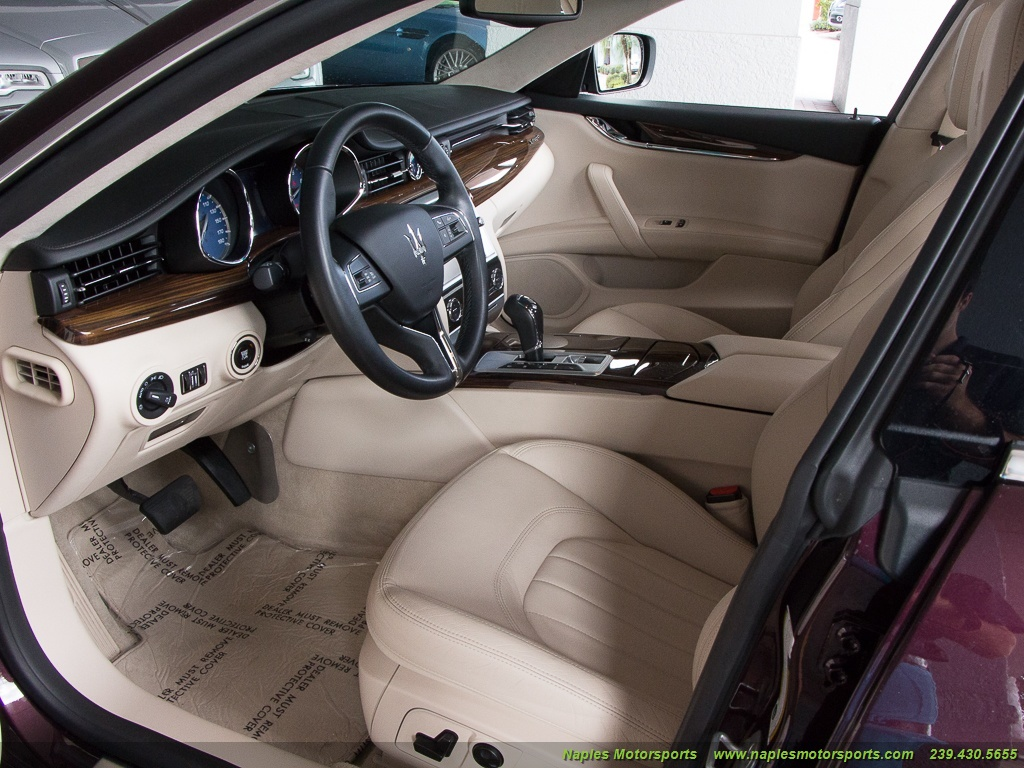 2014 Maserati Quattroporte S Q4 - Photo 6 - Naples, FL 34104