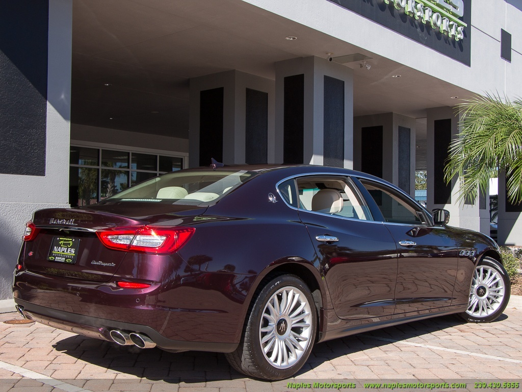 2014 Maserati Quattroporte S Q4 - Photo 59 - Naples, FL 34104