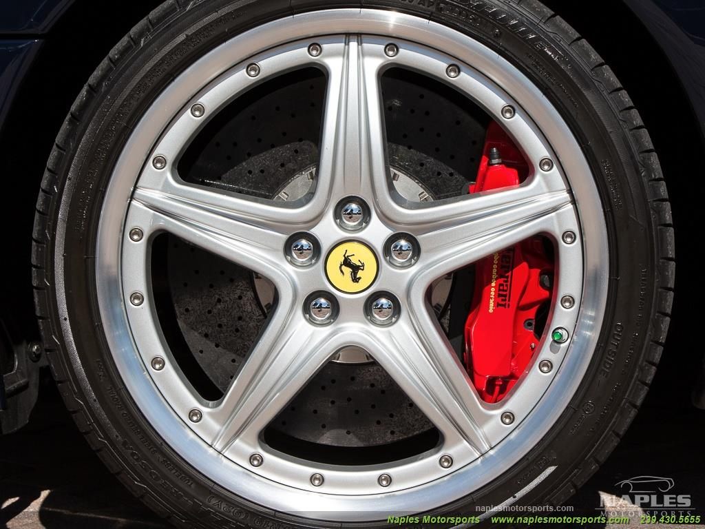 2005 Ferrari 575 Superamerica - 6 Speed Manual - Photo 14 - Naples, FL 34104