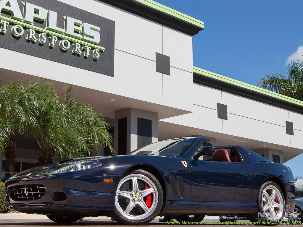 2005 Ferrari 575 Superamerica - 6 Speed Manual - Photo 13 - Naples, FL 34104