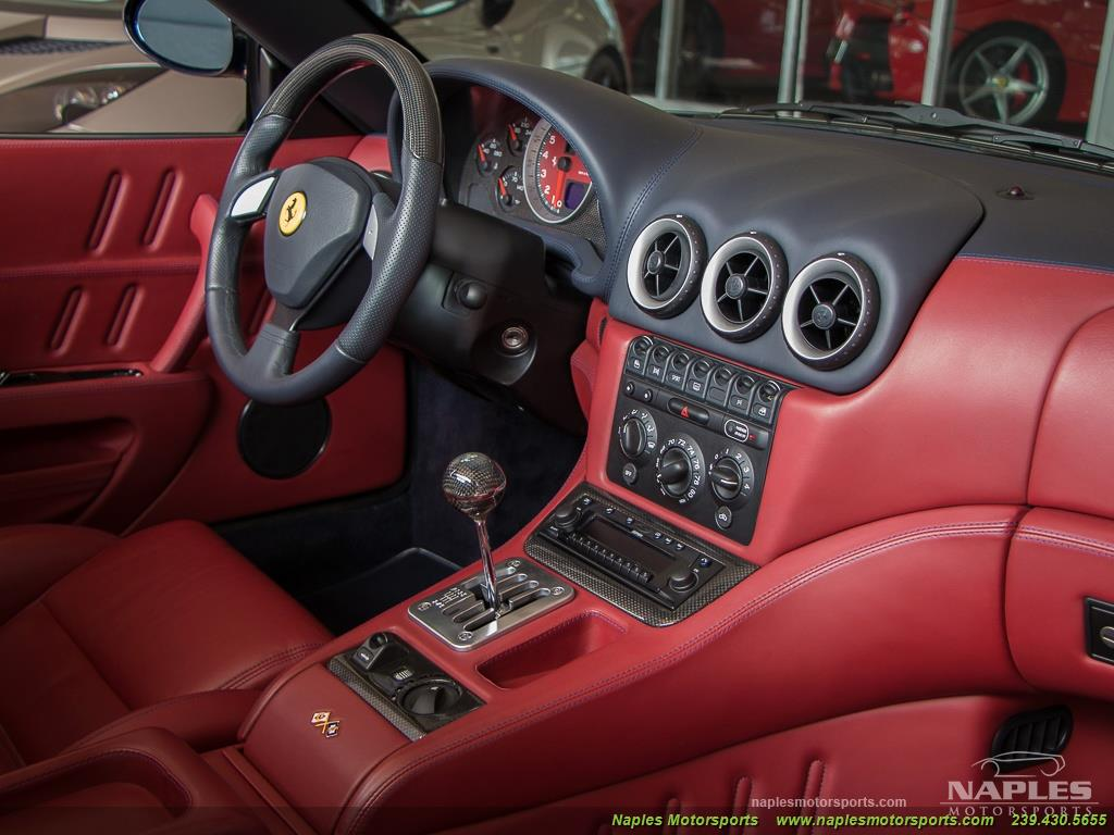 2005 Ferrari 575 Superamerica - 6 Speed Manual - Photo 24 - Naples, FL 34104