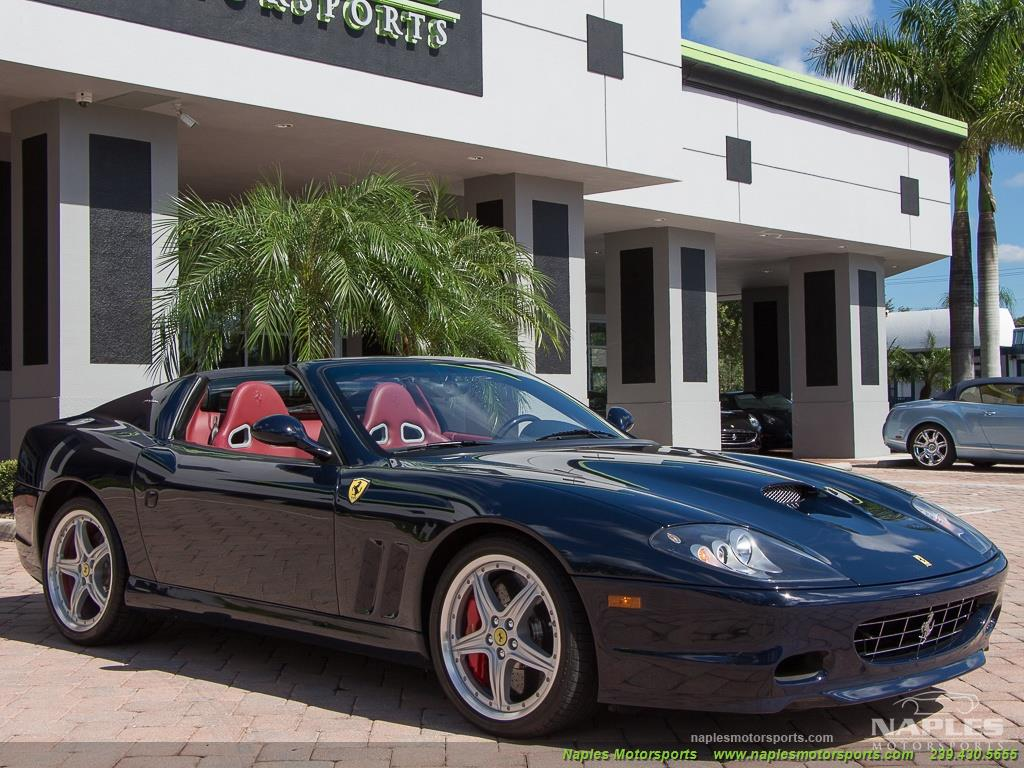 2005 Ferrari 575 Superamerica - 6 Speed Manual - Photo 49 - Naples, FL 34104