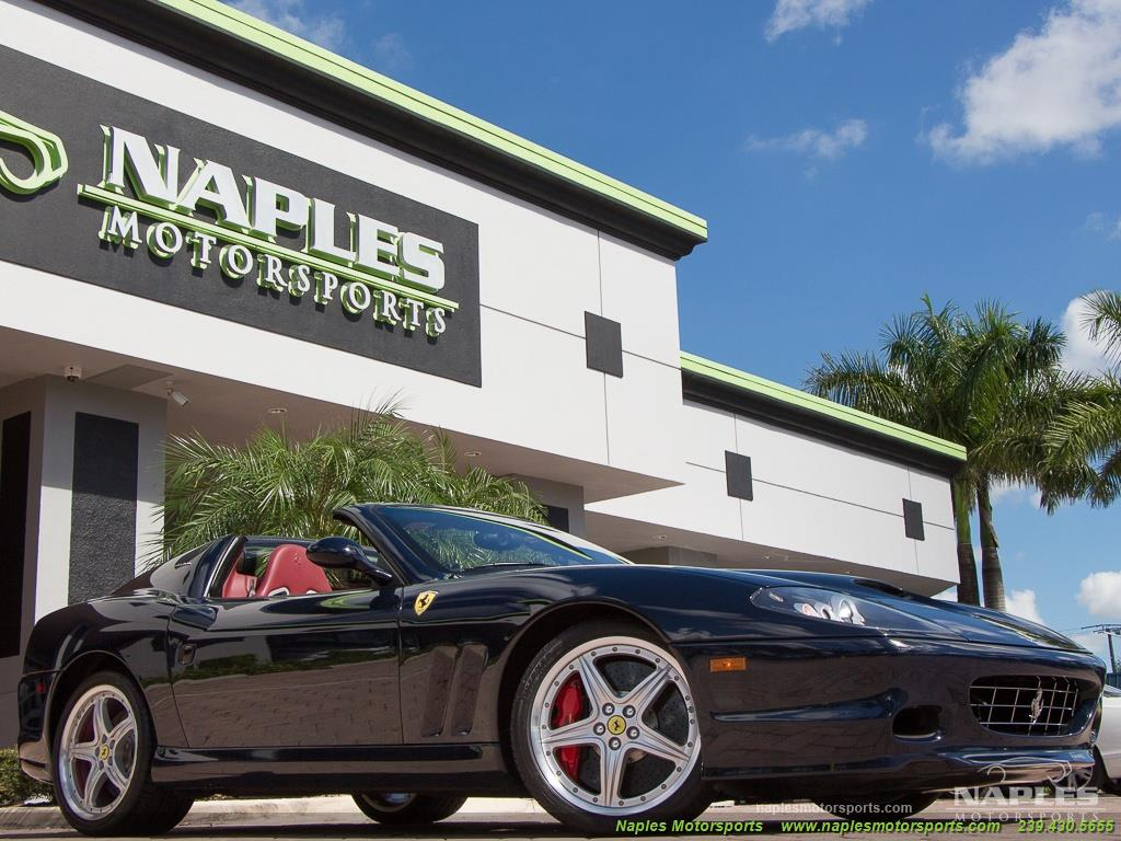 2005 Ferrari 575 Superamerica - 6 Speed Manual - Photo 15 - Naples, FL 34104