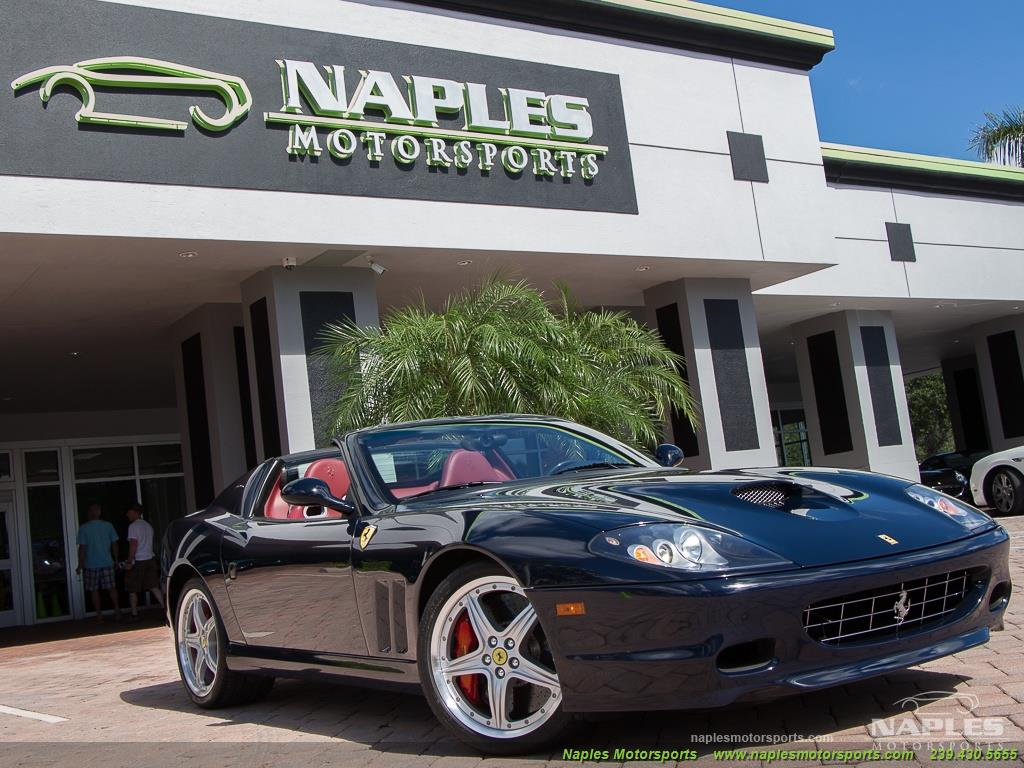 2005 Ferrari 575 Superamerica - 6 Speed Manual - Photo 51 - Naples, FL 34104