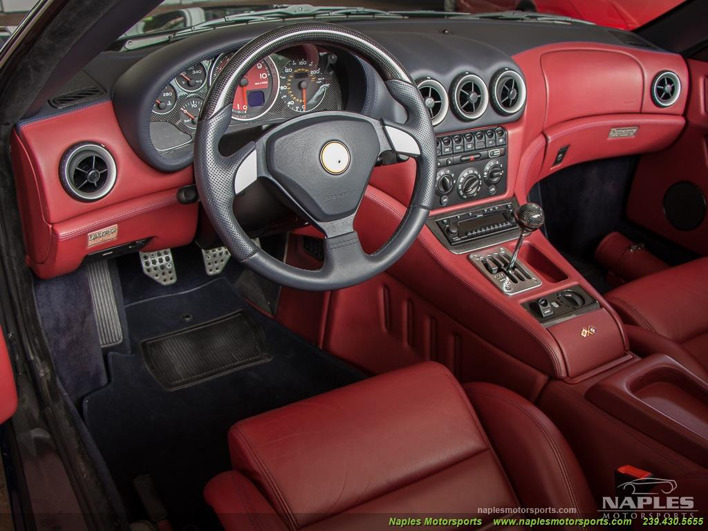 2005 Ferrari 575 Superamerica - 6 Speed Manual - Photo 10 - Naples, FL 34104
