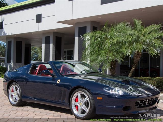 2005 Ferrari 575 Superamerica - 6 Speed Manual - Photo 3 - Naples, FL 34104