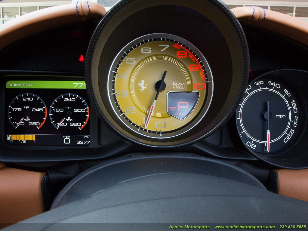 2015 Ferrari California T - Photo 44 - Naples, FL 34104