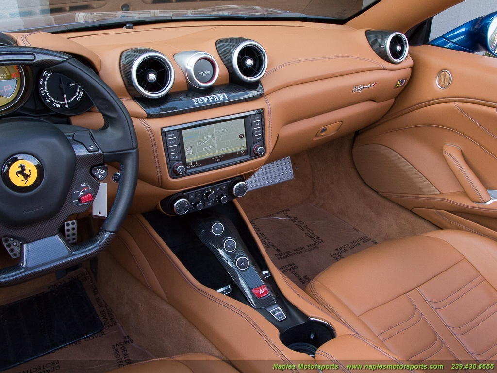 2015 Ferrari California T - Photo 36 - Naples, FL 34104