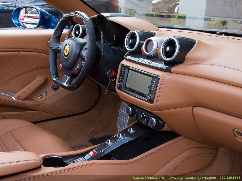 2015 Ferrari California T - Photo 22 - Naples, FL 34104