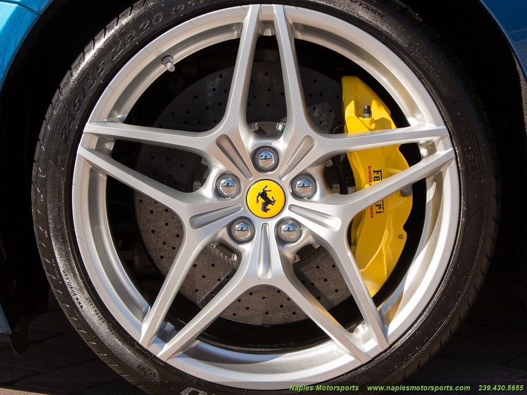 2015 Ferrari California T - Photo 19 - Naples, FL 34104