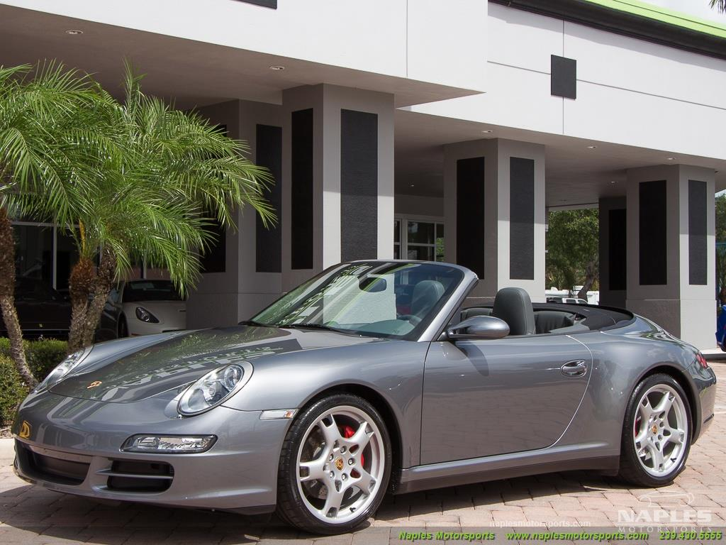 2006 Porsche 911 Carrera S - Photo 5 - Naples, FL 34104