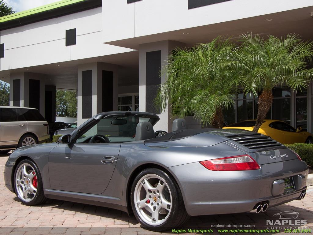 2006 Porsche 911 Carrera S - Photo 7 - Naples, FL 34104