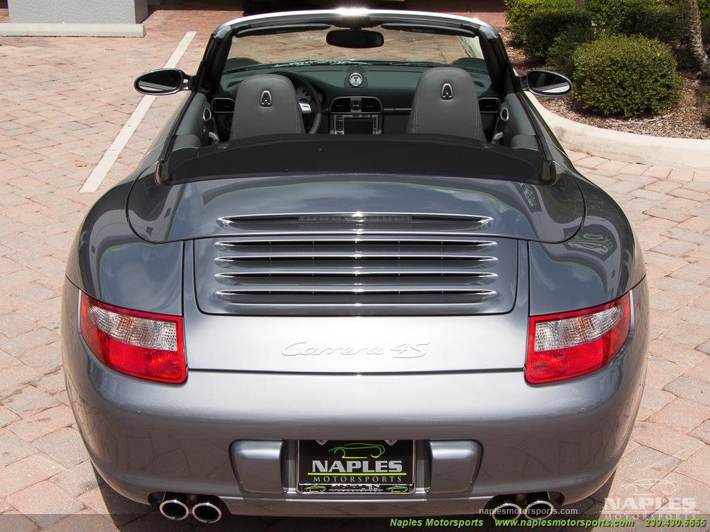 2006 Porsche 911 Carrera S - Photo 25 - Naples, FL 34104