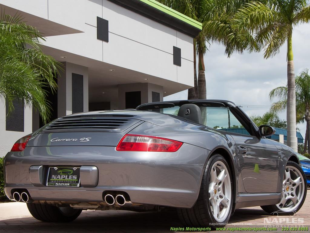 2006 Porsche 911 Carrera S - Photo 18 - Naples, FL 34104