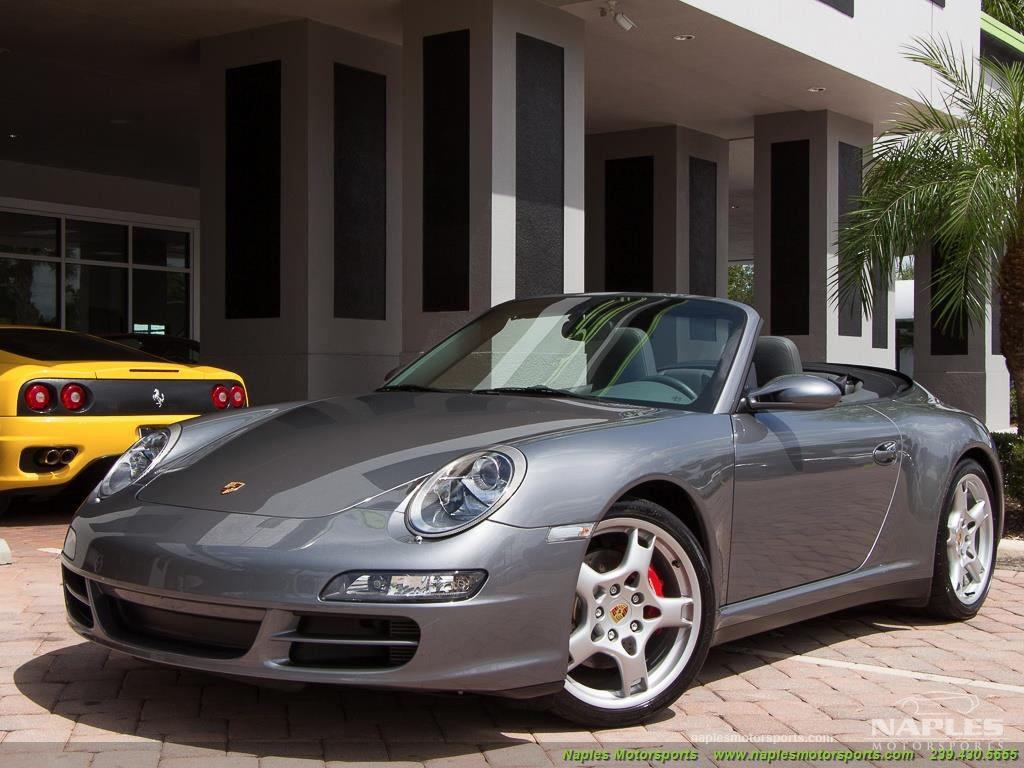 2006 Porsche 911 Carrera S - Photo 32 - Naples, FL 34104