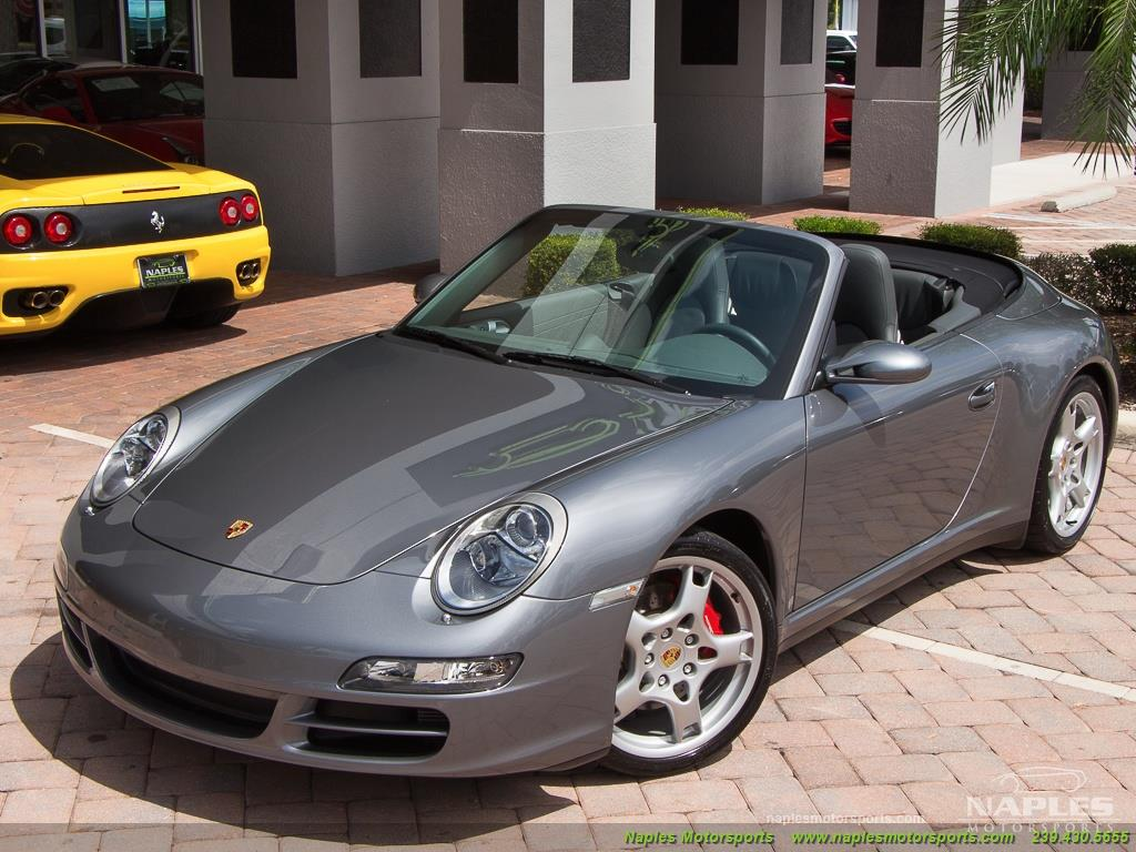 2006 Porsche 911 Carrera S - Photo 31 - Naples, FL 34104