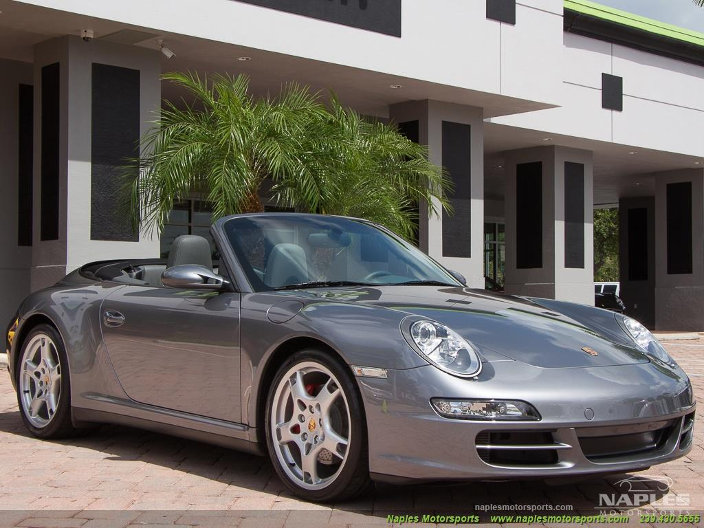 2006 Porsche 911 Carrera S - Photo 21 - Naples, FL 34104