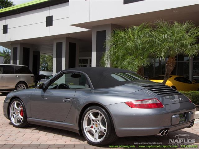 2006 Porsche 911 Carrera S - Photo 4 - Naples, FL 34104