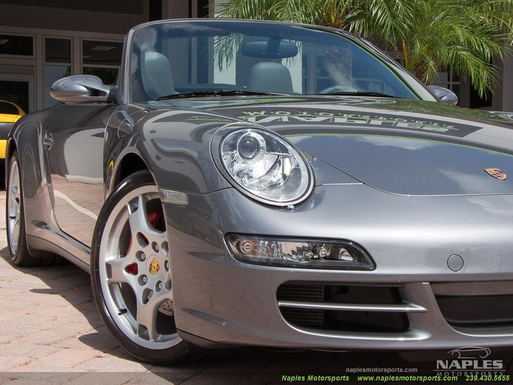 2006 Porsche 911 Carrera S - Photo 24 - Naples, FL 34104