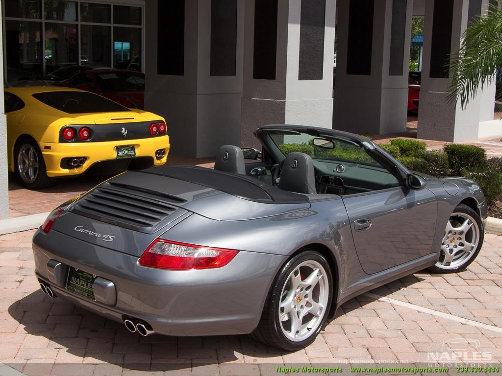 2006 Porsche 911 Carrera S - Photo 33 - Naples, FL 34104