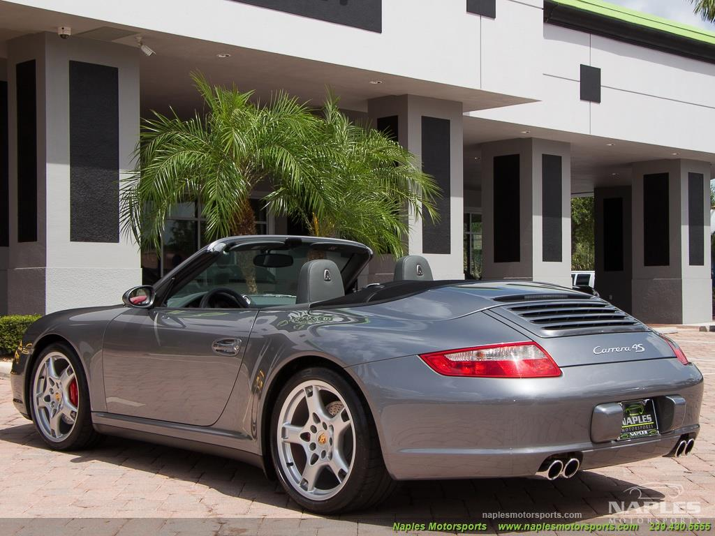 2006 Porsche 911 Carrera S - Photo 27 - Naples, FL 34104