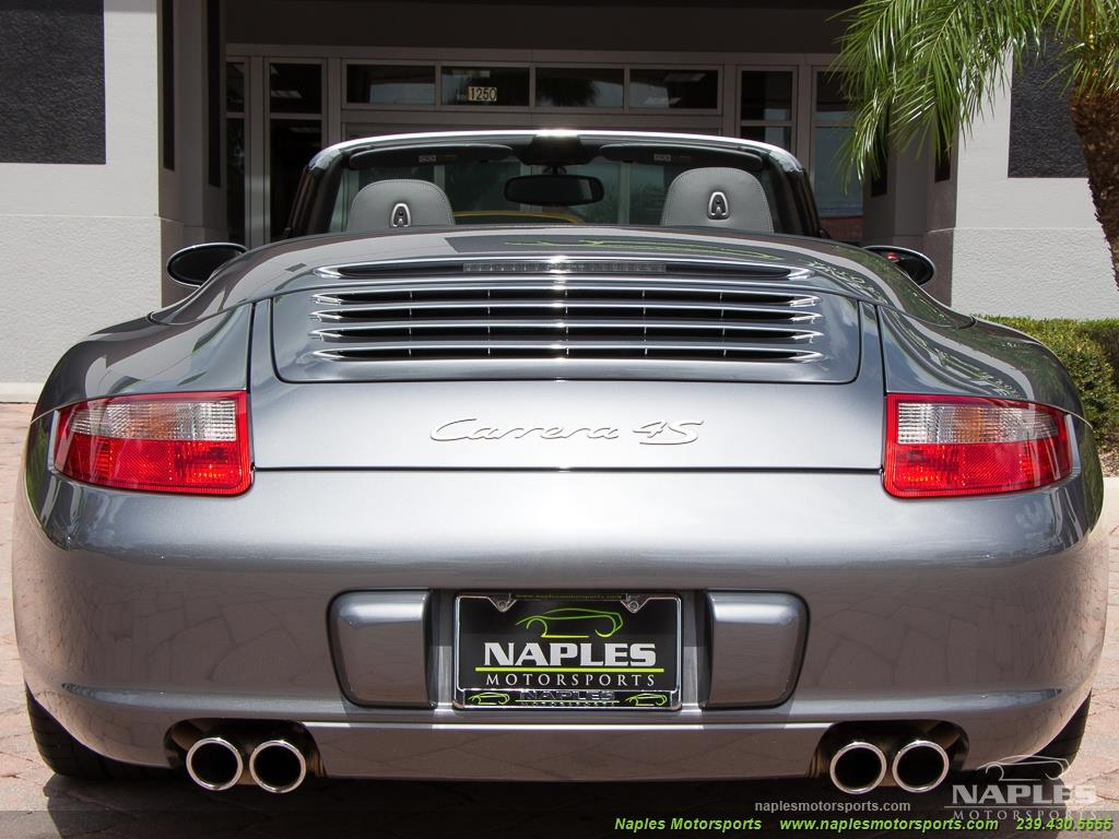 2006 Porsche 911 Carrera S - Photo 26 - Naples, FL 34104