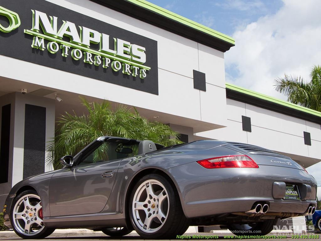 2006 Porsche 911 Carrera S - Photo 28 - Naples, FL 34104