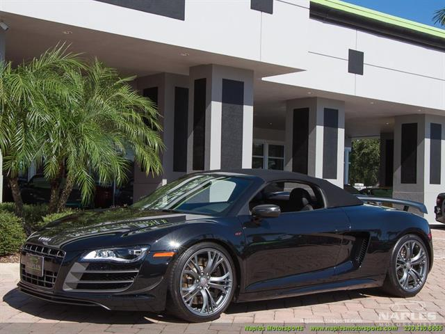 2012 Audi R8 GT 5.2 quattro Spyder - Photo 3 - Naples, FL 34104