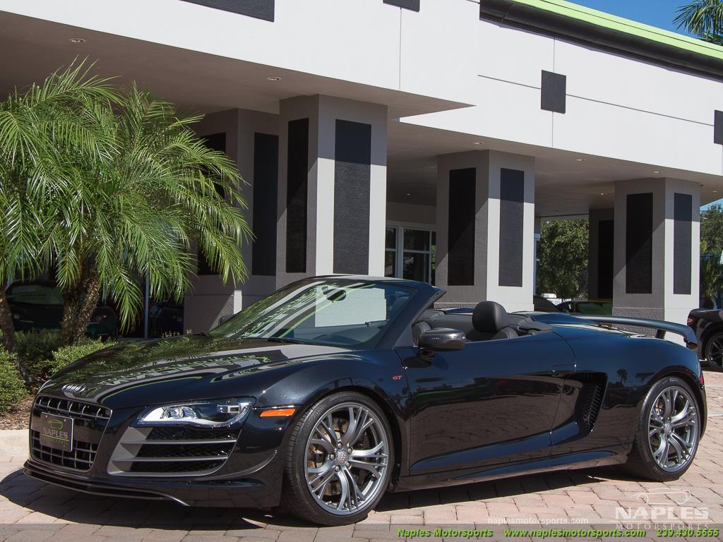 2012 Audi R8 GT 5.2 quattro Spyder - Photo 7 - Naples, FL 34104